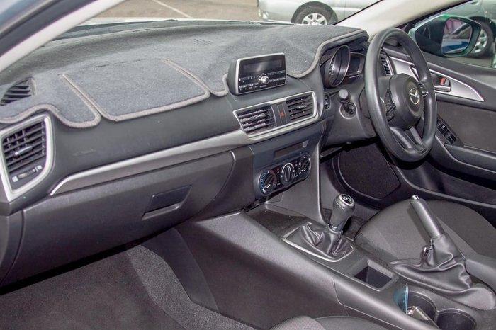 2016 Mazda 3 Neo BM Series Silver