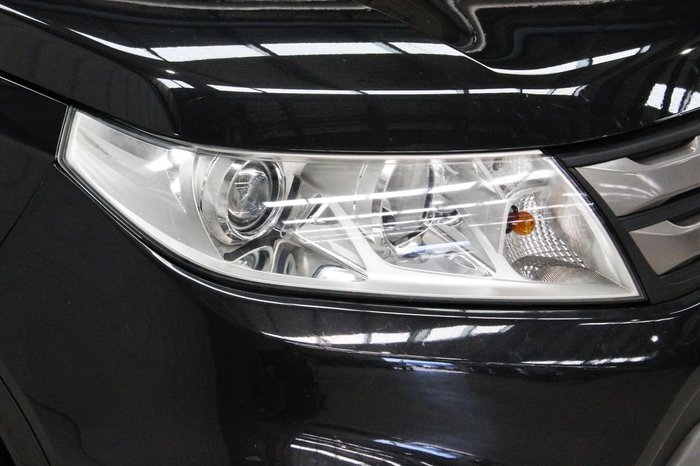 2015 Suzuki Vitara RT-S LY Black