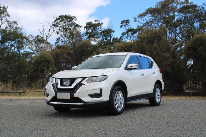 2017 Nissan X-TRAIL ST T32 Series II 4X4 On Demand White