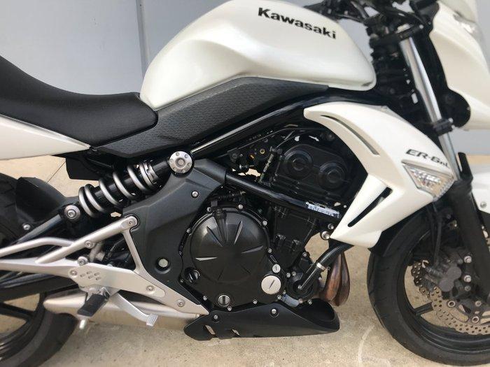 2010 Kawasaki ER-6n