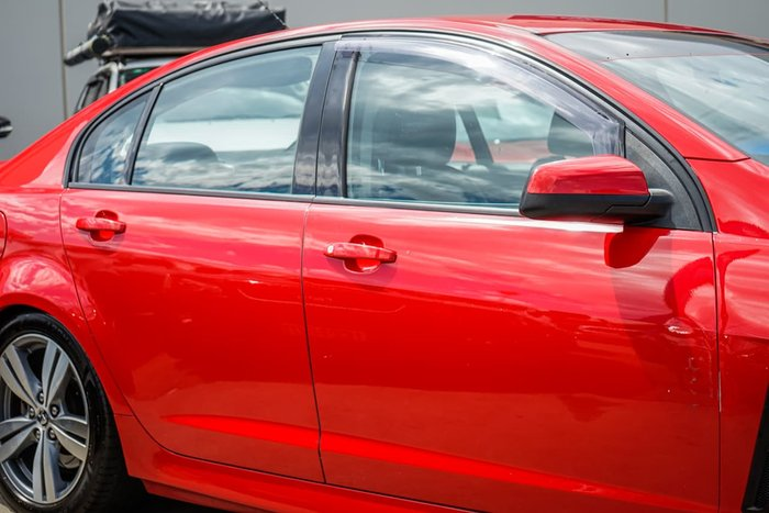 2014 Holden Commodore SS VF MY14 Red