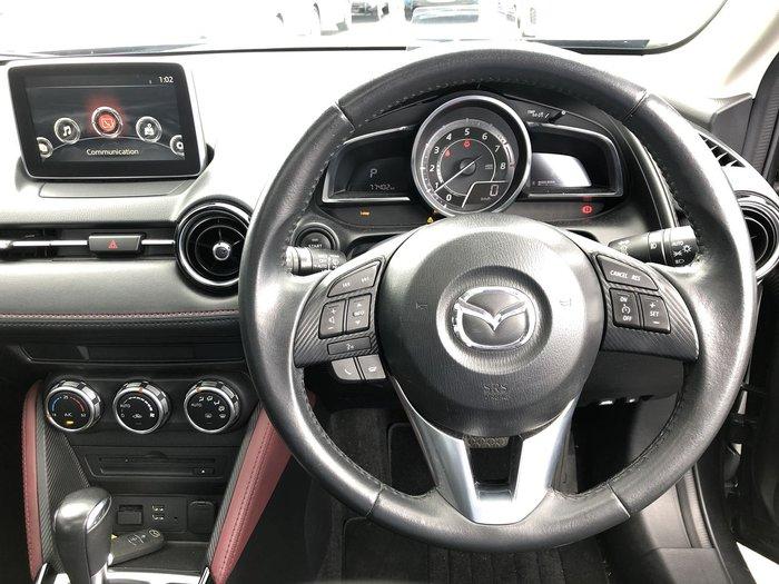 2015 Mazda CX-3 Akari DK 4X4 On Demand Grey