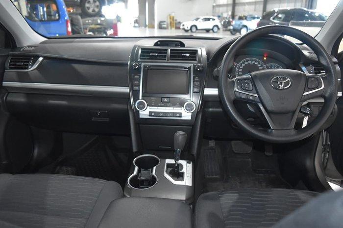 2017 Toyota Camry Altise ASV50R Brown