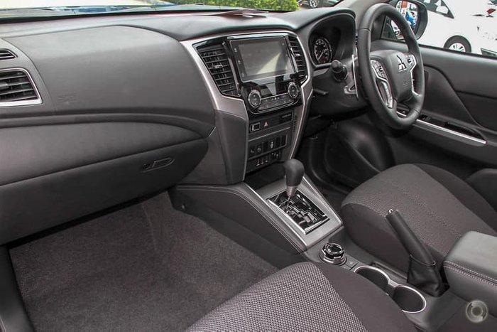 2021 Mitsubishi Triton GLS MR MY21 4X4 Dual Range Impulse Blue