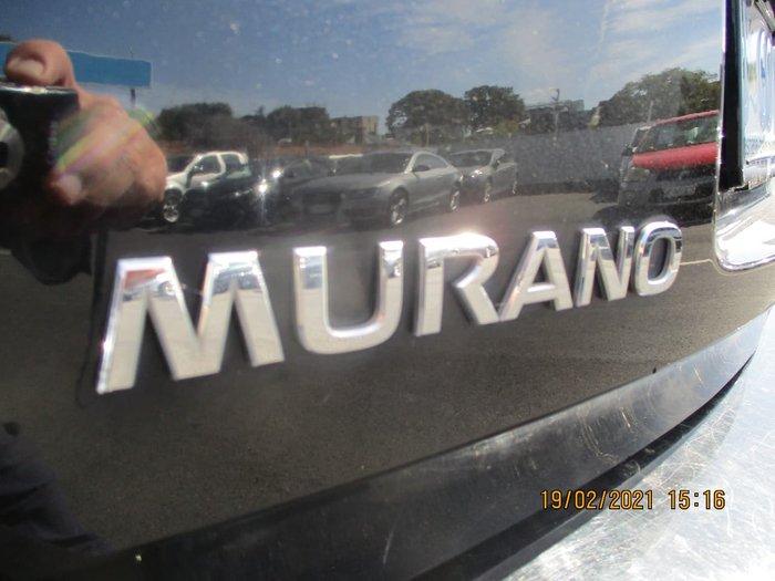 2013 Nissan Murano Ti Z51 Series 3 4X4 Constant Black