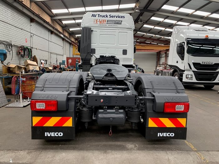2019 IVECO X WAY AT460 WHITE