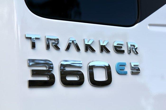 2021 IVECO TRAKKER 4X4