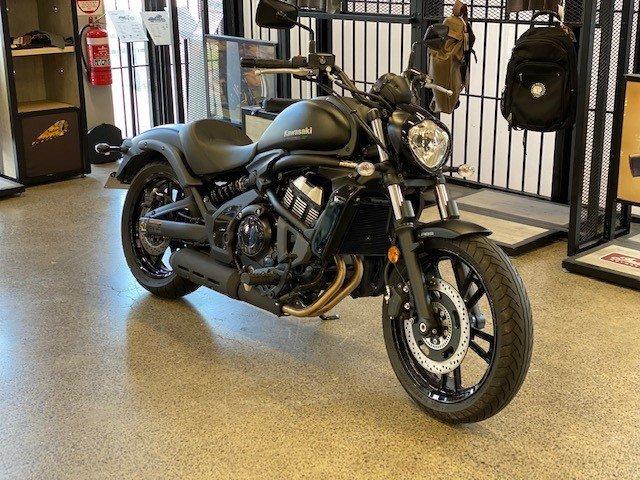 2020 Kawasaki VULCAN S (EN650D LAMS) Black
