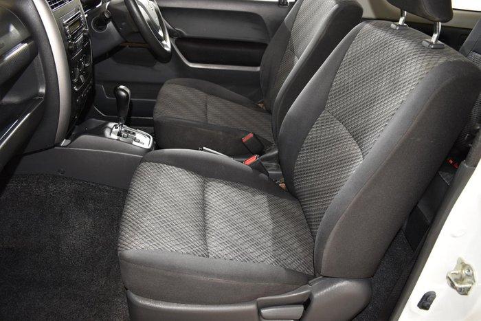 2016 Suzuki Jimny Sierra SN413 T6 4X4 Dual Range Superior White
