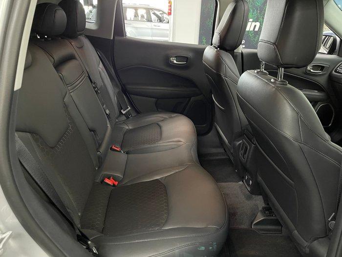 2020 Jeep Compass Night Eagle M6 MY20 Minimal Grey