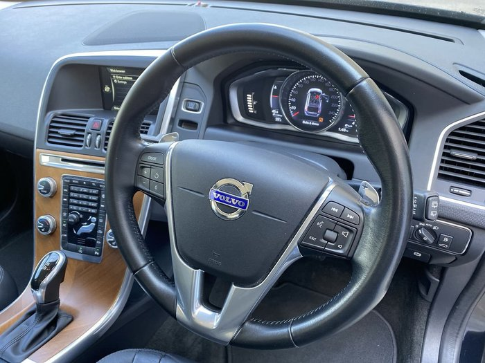 2016 Volvo XC60 T5 Luxury MY16 Blue