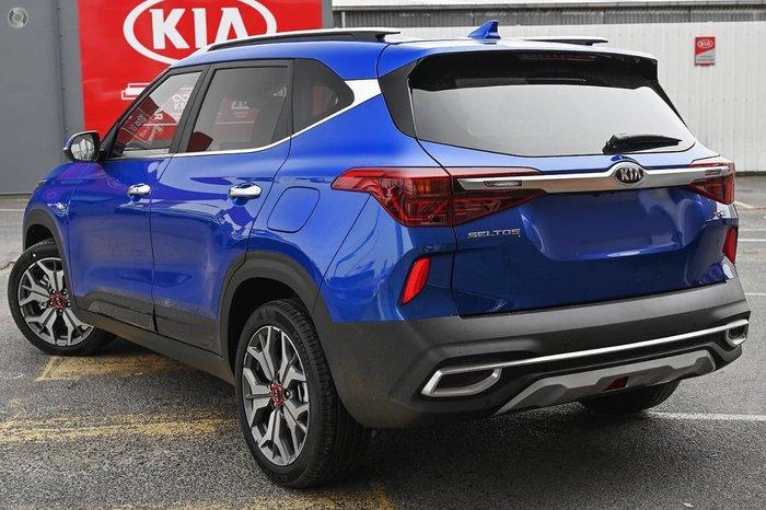 2020 Kia Seltos GT-Line SP2 MY21 4X4 On Demand Neptune Blue