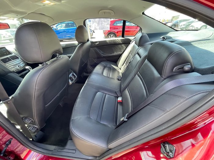 2014 Ford Falcon G6E FG X Red