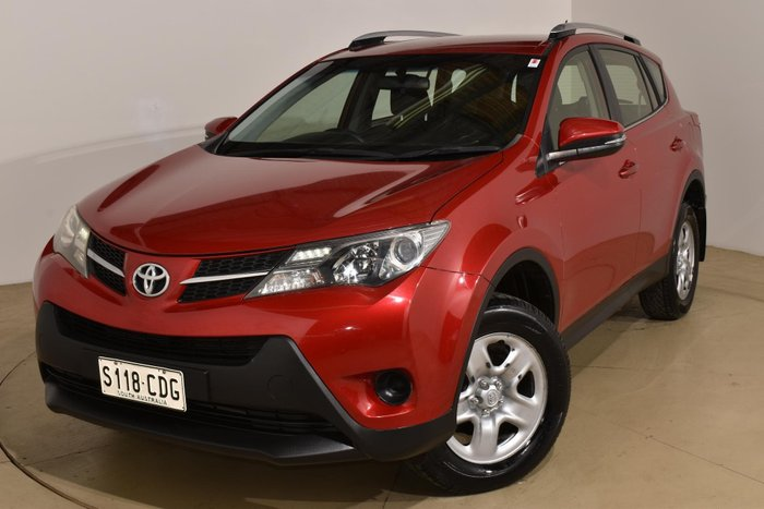 2015 Toyota RAV4 GX ASA44R MY14 4X4 On Demand Wildfire