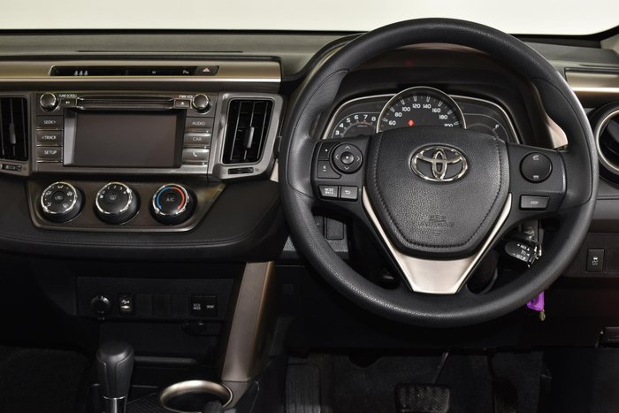 2015 Toyota RAV4 GX ASA44R MY14 AWD Wildfire