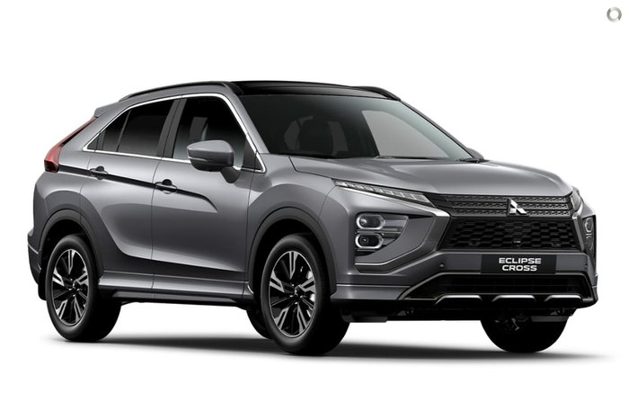 2020 Mitsubishi Eclipse Cross Exceed YB MY21 Grey