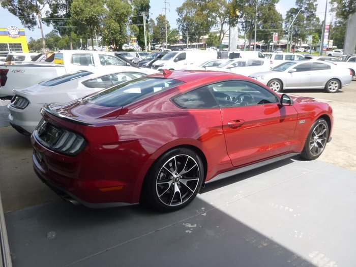 2020 Ford Mustang High Performance FN MY20 Red