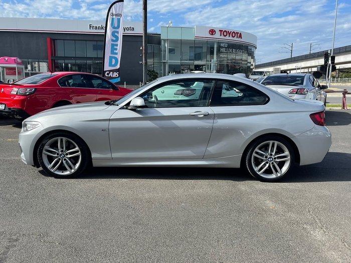 2016 BMW 2 Series 228i Sport Line F22 Silver