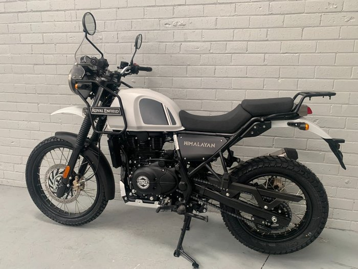 2021 Royal Enfield 2021 Royal Enfield 410CC HIMALAYAN EFI ABS ROAD Grey