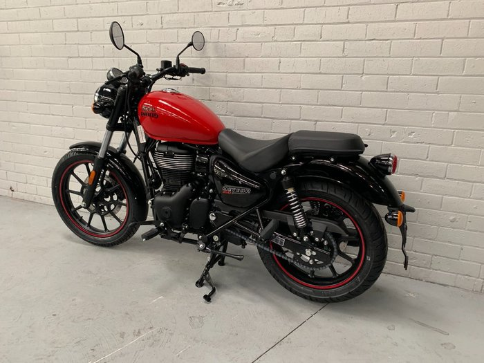 2021 Royal Enfield 2021 Royal Enfield 350CC METEOR 350 FIREBALL ABS ROAD Red