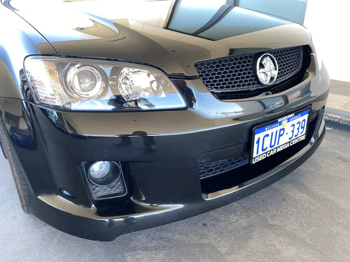 2008 Holden Commodore SS V VE Black