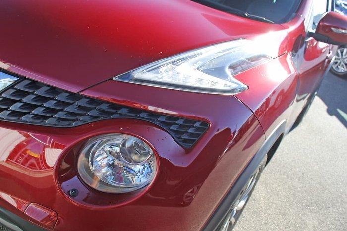 2016 Nissan JUKE Ti-S F15 Series 2 4X4 On Demand Red