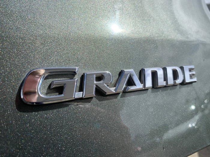 2014 Toyota Kluger Grande GSU50R Green