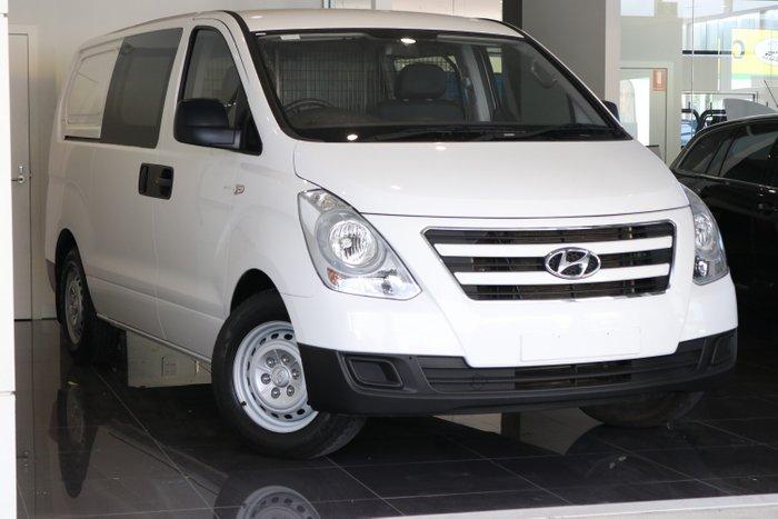 2017 Hyundai iLoad TQ3-V Series II MY17 White