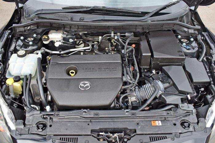 2010 Mazda 3 SP25 BL Series 1 Black