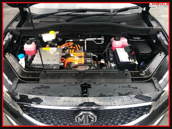 2020 MG ZS EV Essence MY21 PEBBLE BLACK