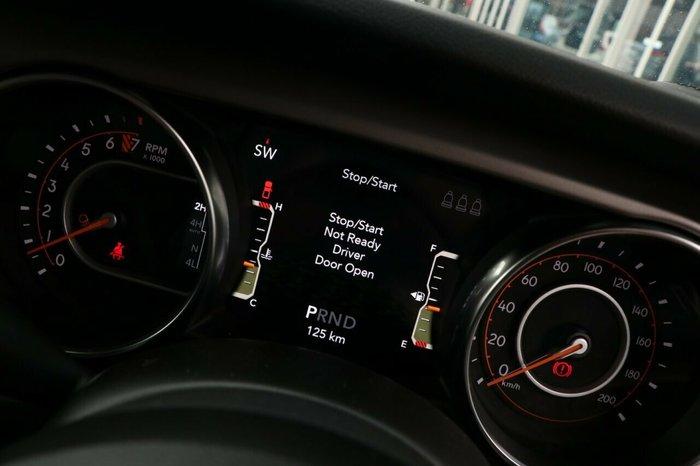 2020 Cjd Gladiator Sport S 3.6L V6 8Spd Auto Pick-Up 4WD Black