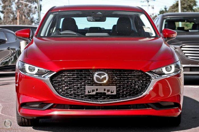 2020 Mazda 3 G25 Astina BP Series Soul Red Crystal