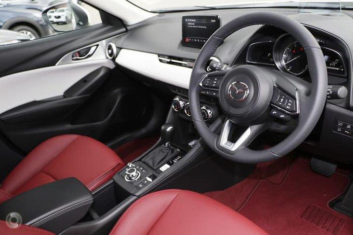 2020 Mazda CX-3 100th Anniversary DK Snowflake White Pearl