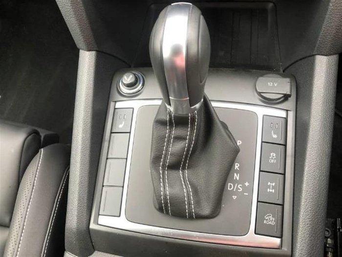 2019 Volkswagen Amarok TDI580 Ultimate 2H MY20 4X4 Constant Red