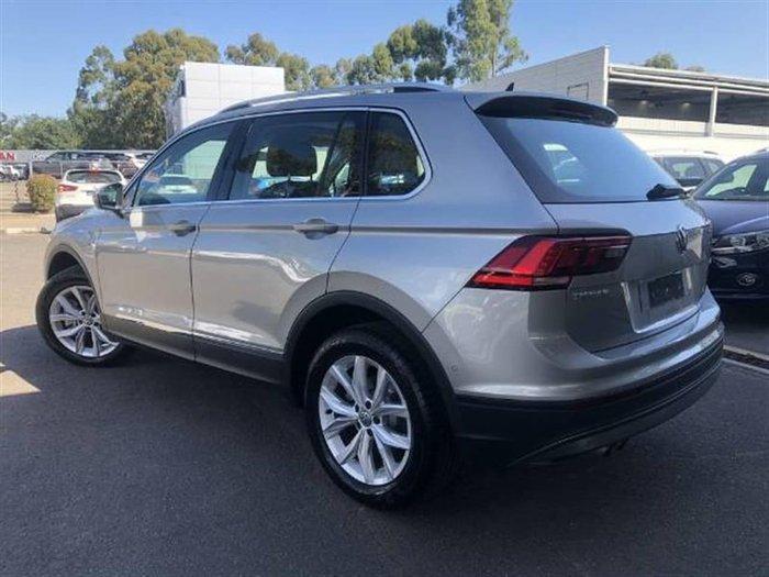 2019 Volkswagen Tiguan 132TSI Comfortline 5N MY19.5 Four Wheel Drive Silver