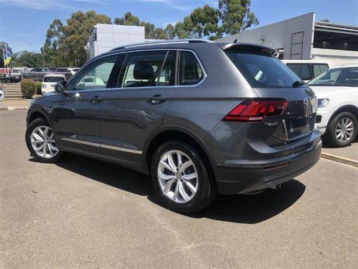 2020 Volkswagen Tiguan 132TSI Comfortline 5N MY20 Four Wheel Drive Grey