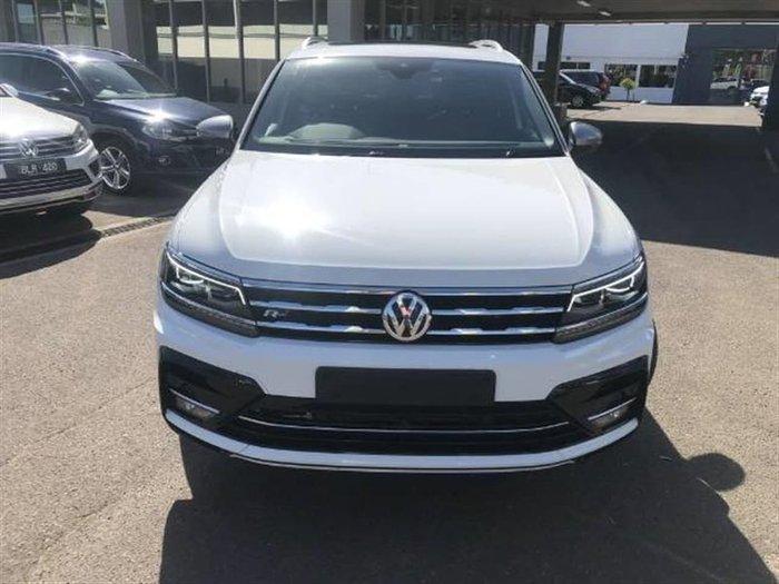 2020 Volkswagen Tiguan 162TSI Highline Allspace 5N MY20 Four Wheel Drive White