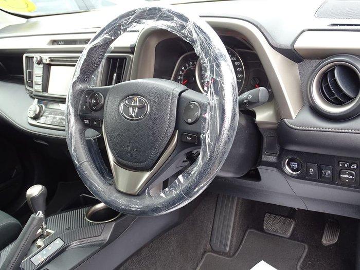 2014 Toyota RAV4 GXL ZSA42R MY14 Silver