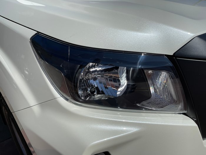 2021 Nissan Navara SL D23 White Pearl