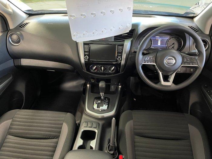 2021 Nissan Navara SL D23 Black Star