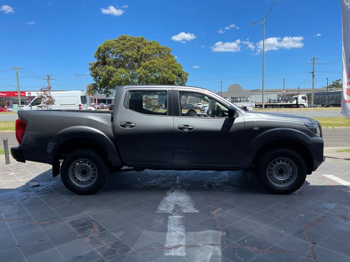 2021 Nissan Navara SL D23 Twilight Grey