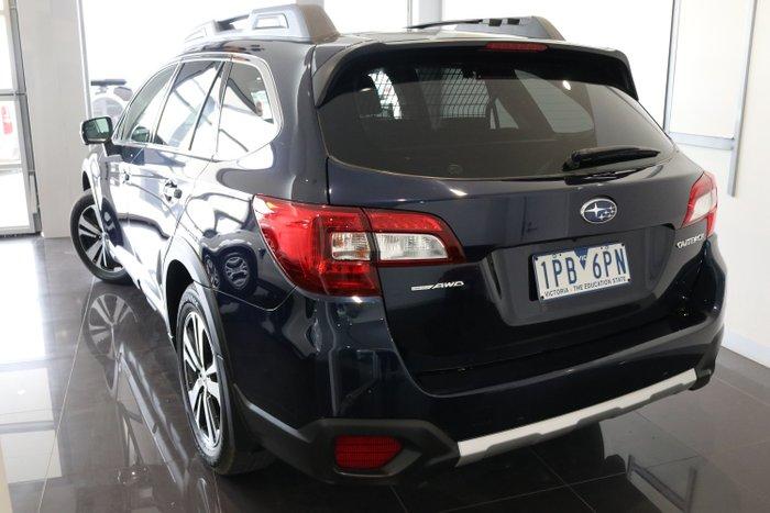 2019 Subaru Outback 2.5i Premium 5GEN MY19 Four Wheel Drive Blue