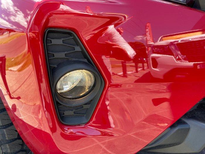 2021 Nissan Navara SL D23 Burning Red