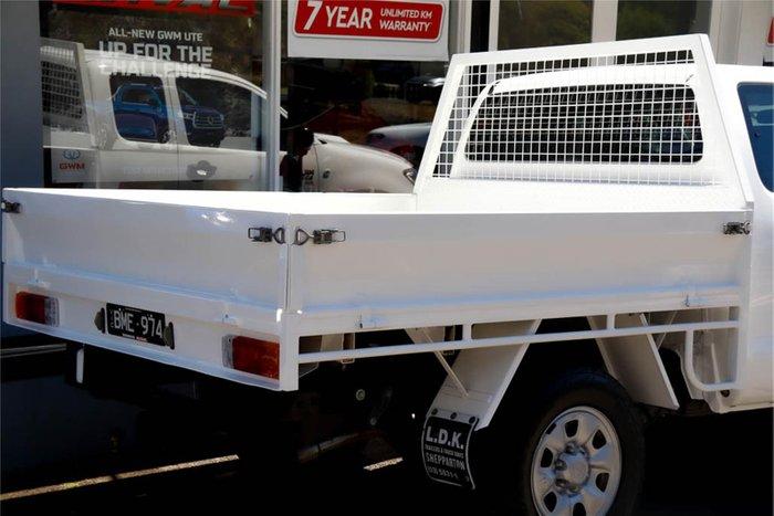 2011 Toyota Hilux SR KUN26R MY10 White