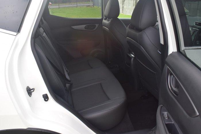 2020 Nissan QASHQAI ST-L J11 Series 3 MY20 Ivory Pearl