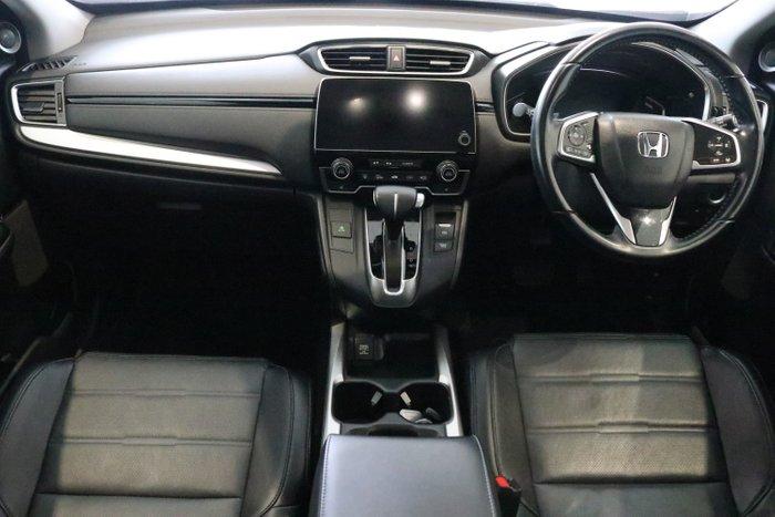 2018 Honda CR-V VTi-LX RW MY18 4X4 On Demand White