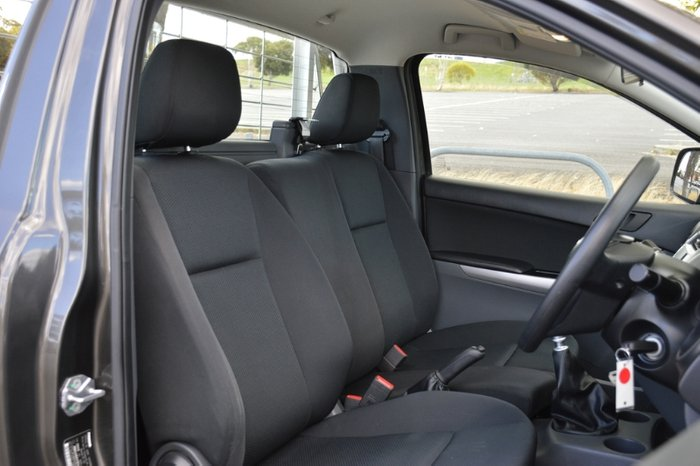 2019 Mazda BT-50 XT UR BRONZE