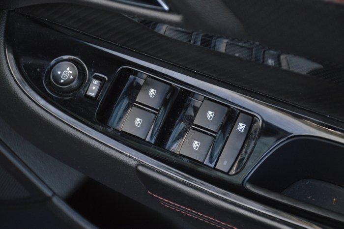 2016 Holden Commodore SV6 Black VF Series II MY16 BLUE