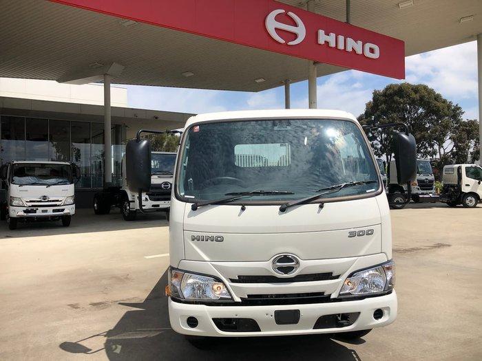 2021 HINO 616 White