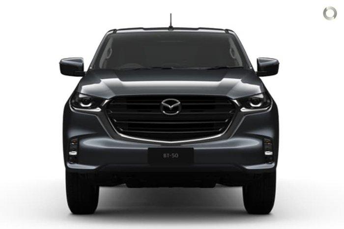 2020 Mazda BT-50 XT TF 4X4 Dual Range Rock Grey